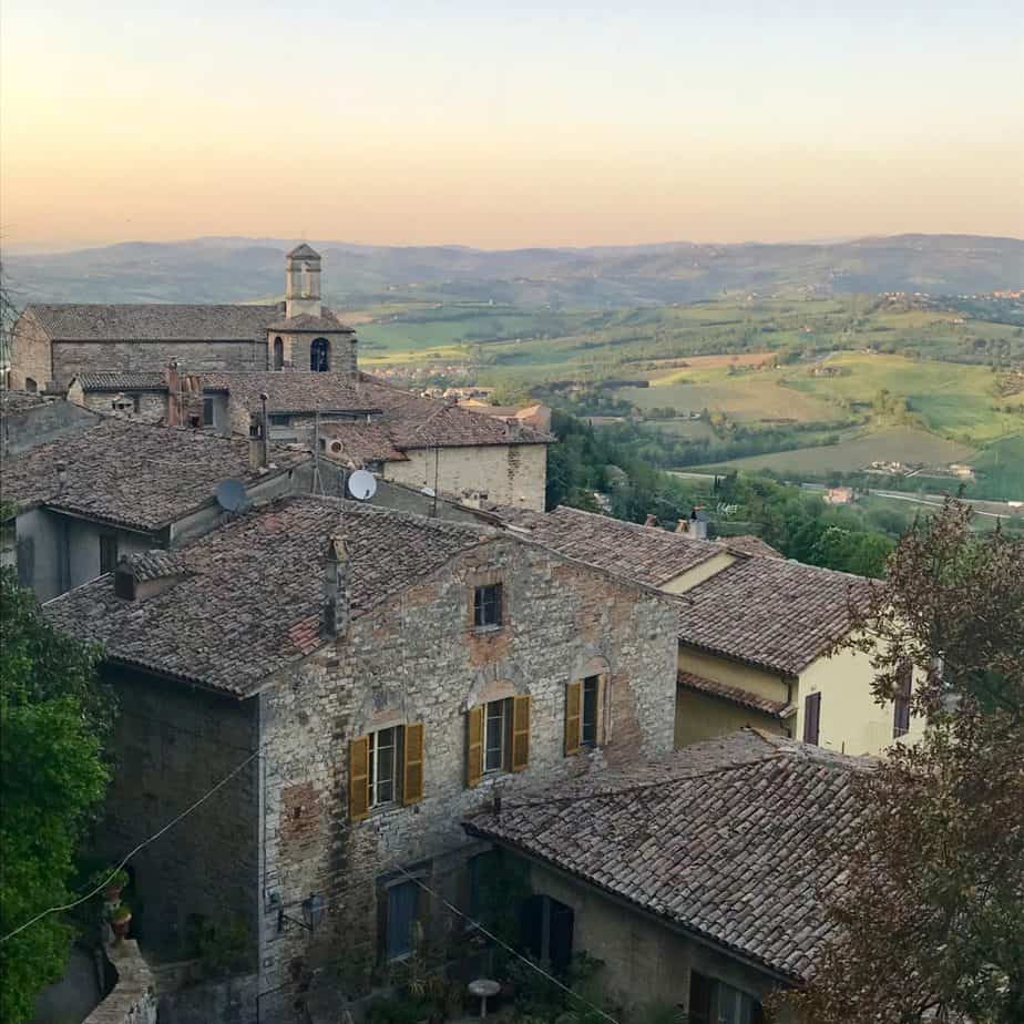 One Week in Umbria: Todi 1