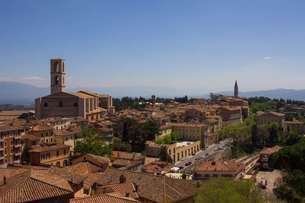 One Week in Umbria: Perugia