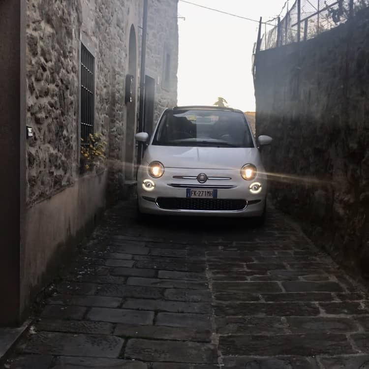 One Week in Umbria: Driving in Italy
