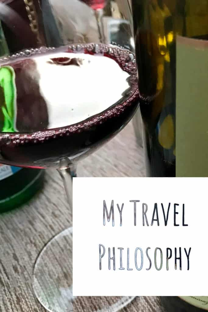 My Travel Philosophy - The Office Escape Artist || I used to be a checklist traveler, but I've learned how to travel smarter and really enjoy my trips. With a mix of seeing, doing, socializing, enjoying, and relaxing, you can have the perfect trip, too! #travel #travelplanning #planningtheperfecttrip #travelphilosophy #traveltips #travelhacks