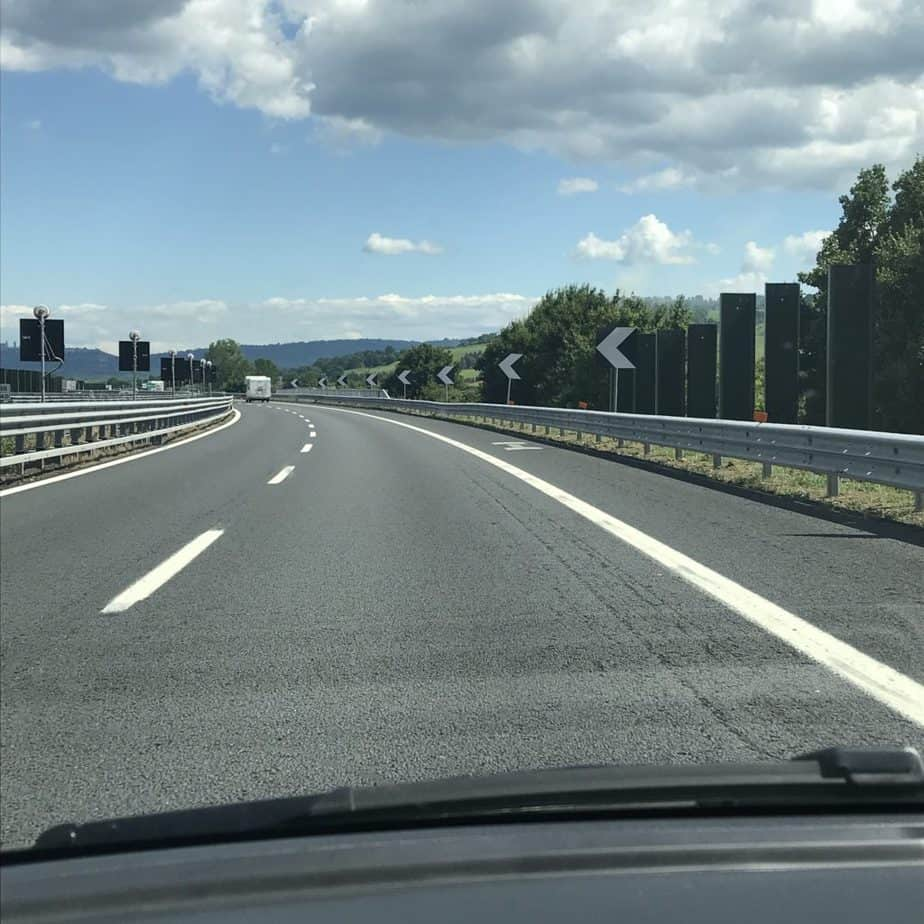 Driving in Italy - highways are easy!