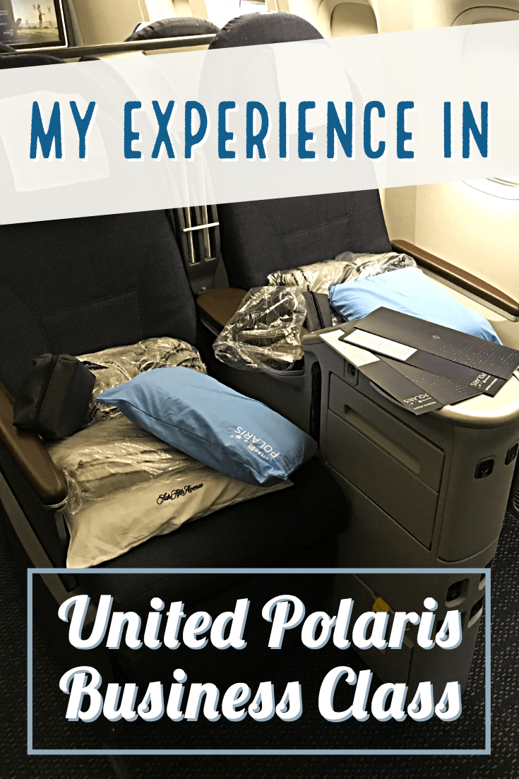 My Experience in United Polaris Business Class