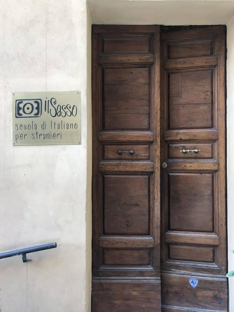 Learn Italian in Italy at Il Sasso