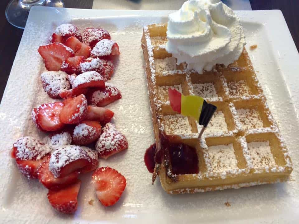 Brussels Waffle Ghent