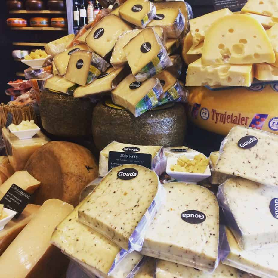 Dutch Food Gouda 1