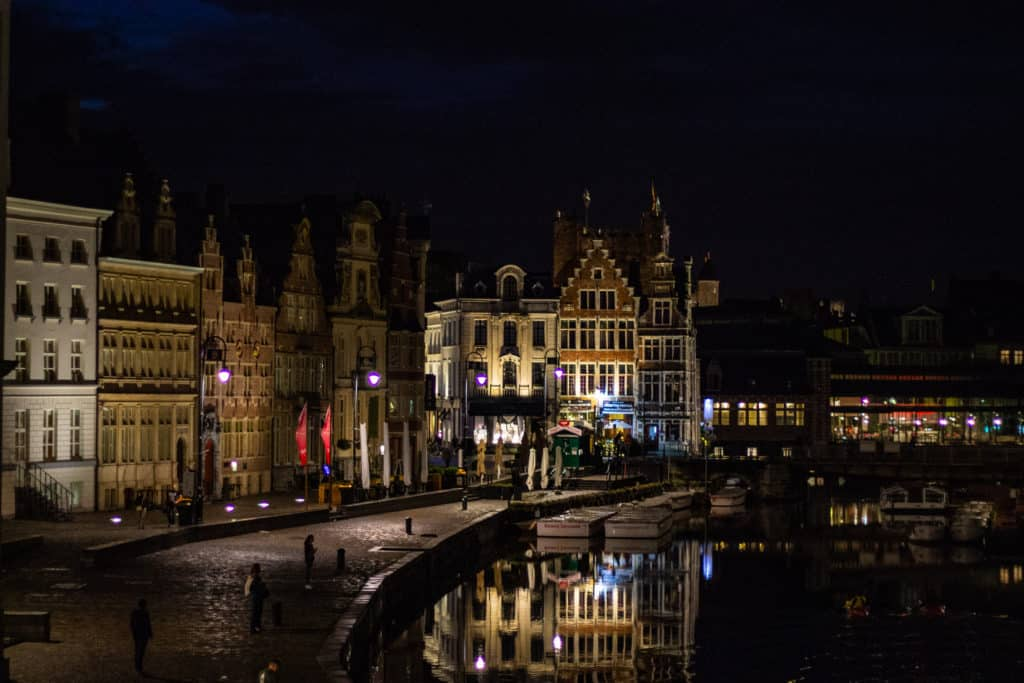 Ghent at Night 3