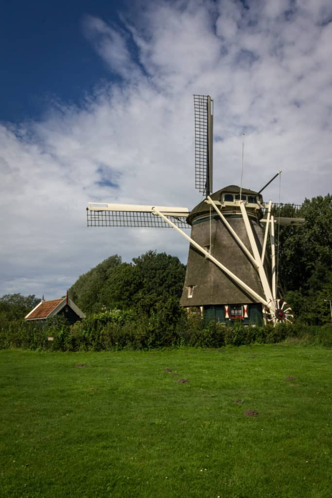 Windmill Dutch Countryside Tour