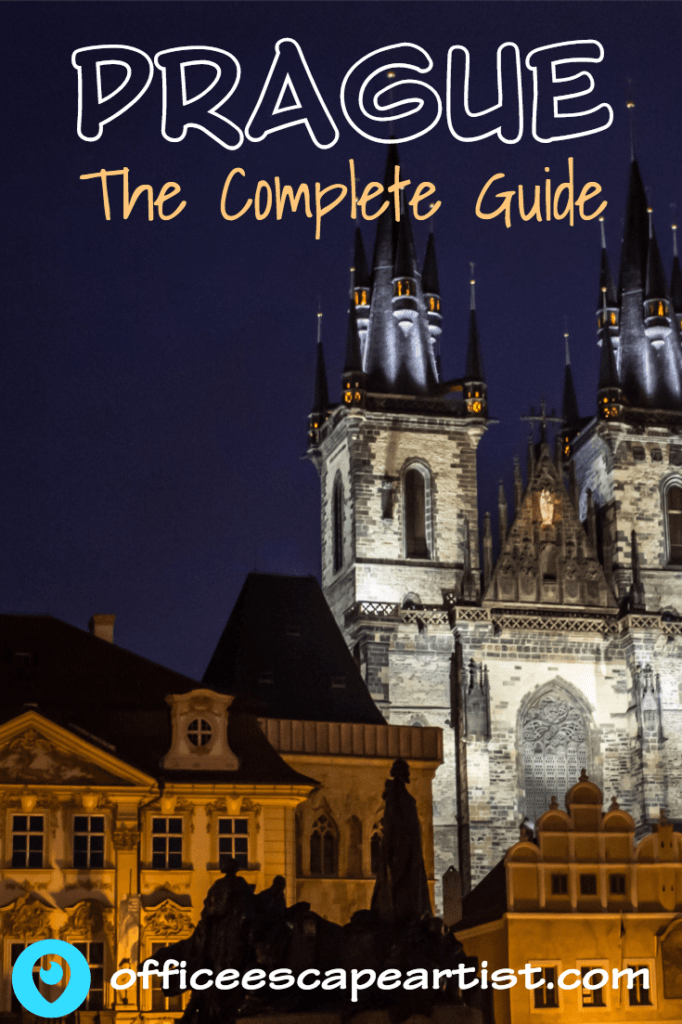The Complete Guide to Prague 2