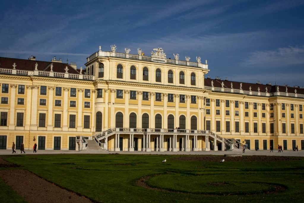 Things to Do in Vienna: Schonbrunn Palace