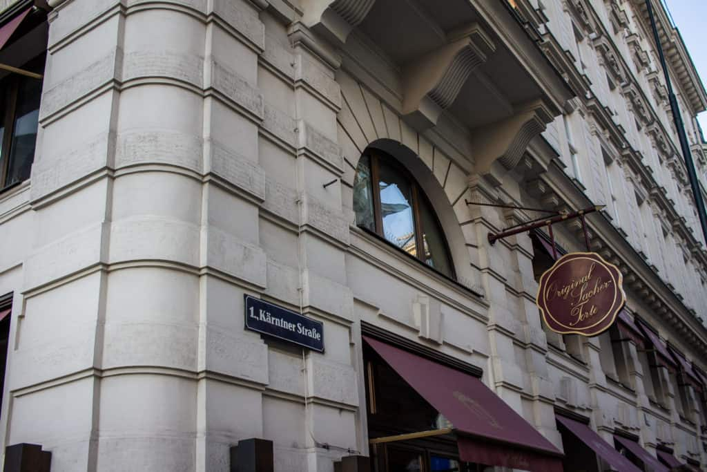 Things to do in Vienna: Sacher Torte