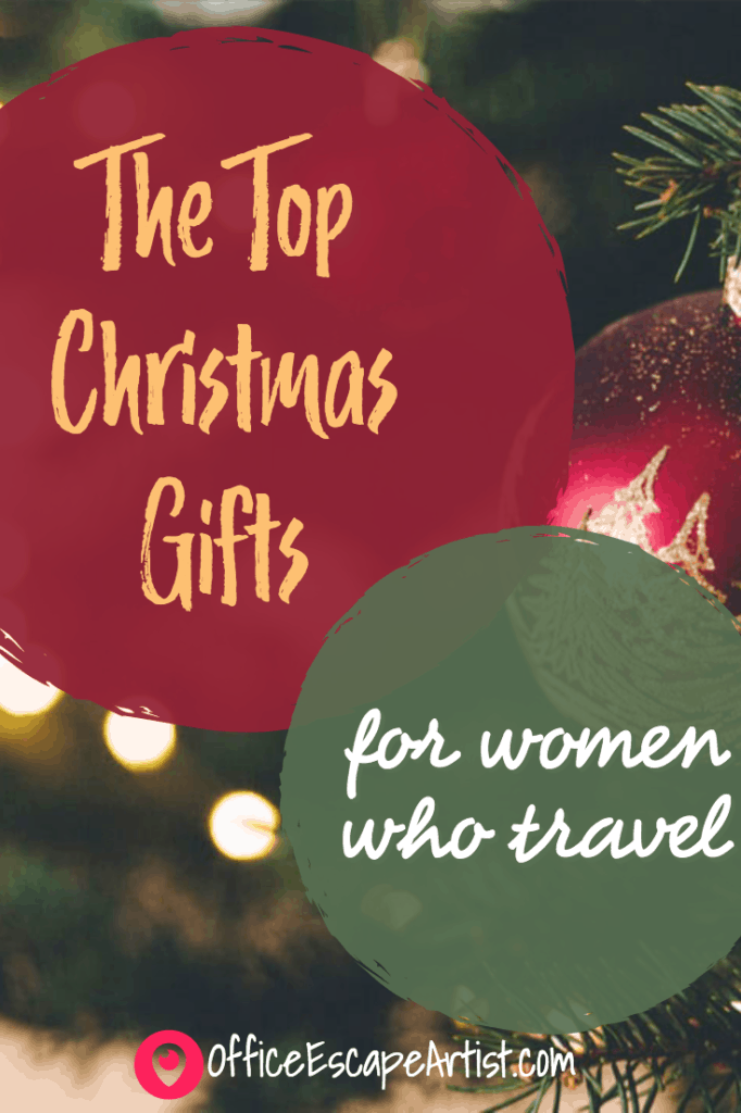 The Top Christmas Gifts for Traveling Women