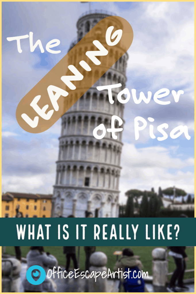 What is the Leaning Tower of Pisa Really Like