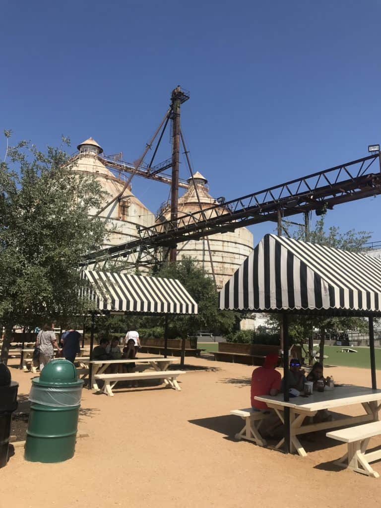 The Silos at Magnolia - Outdoor Space