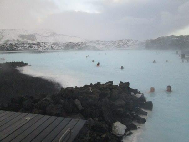 Iceland in December - Blue Lagoon