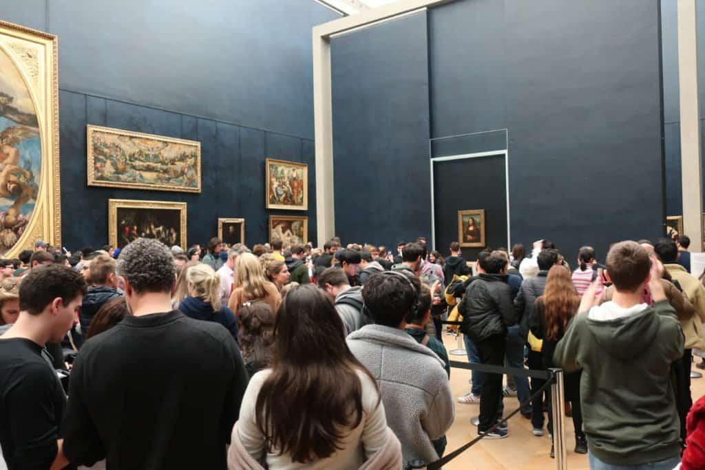 What to See in the Louvre: The Mona Lisa