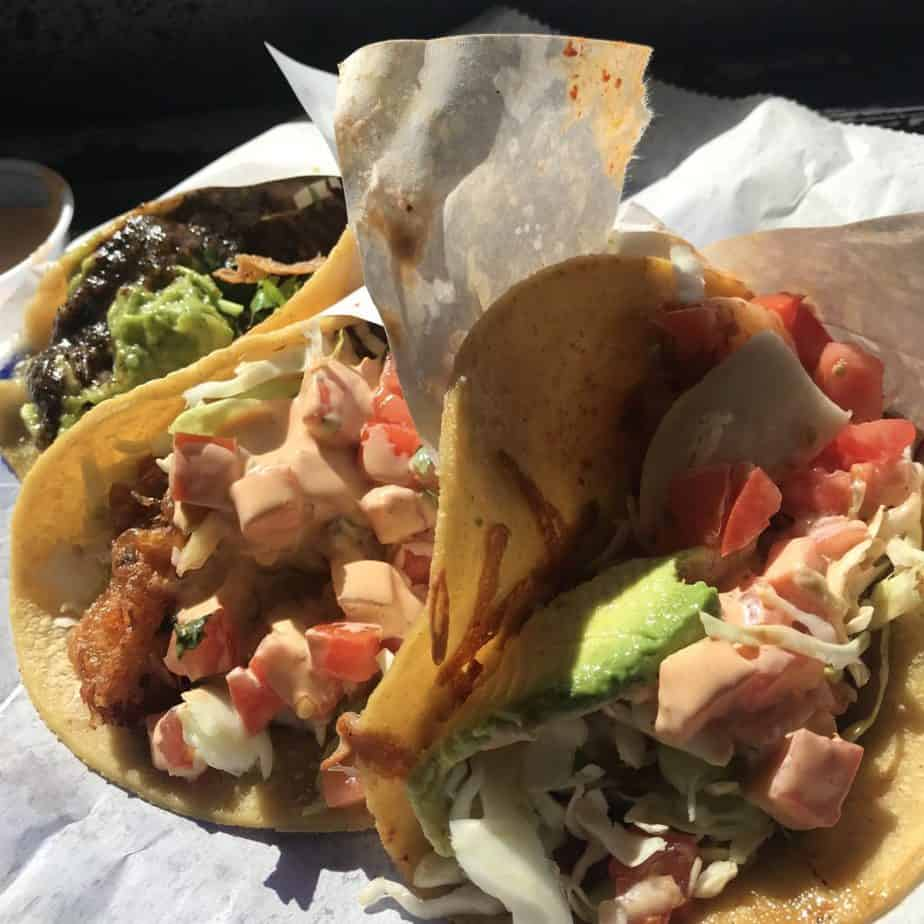 Best La Jolla Village Restaurants: The Taco Stand