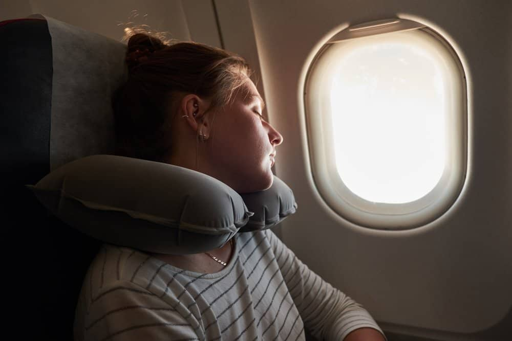 How to beat jet lag - 6 tips to maximize your time abroad.