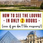 What to See at the Louvre in Only 2 Hours