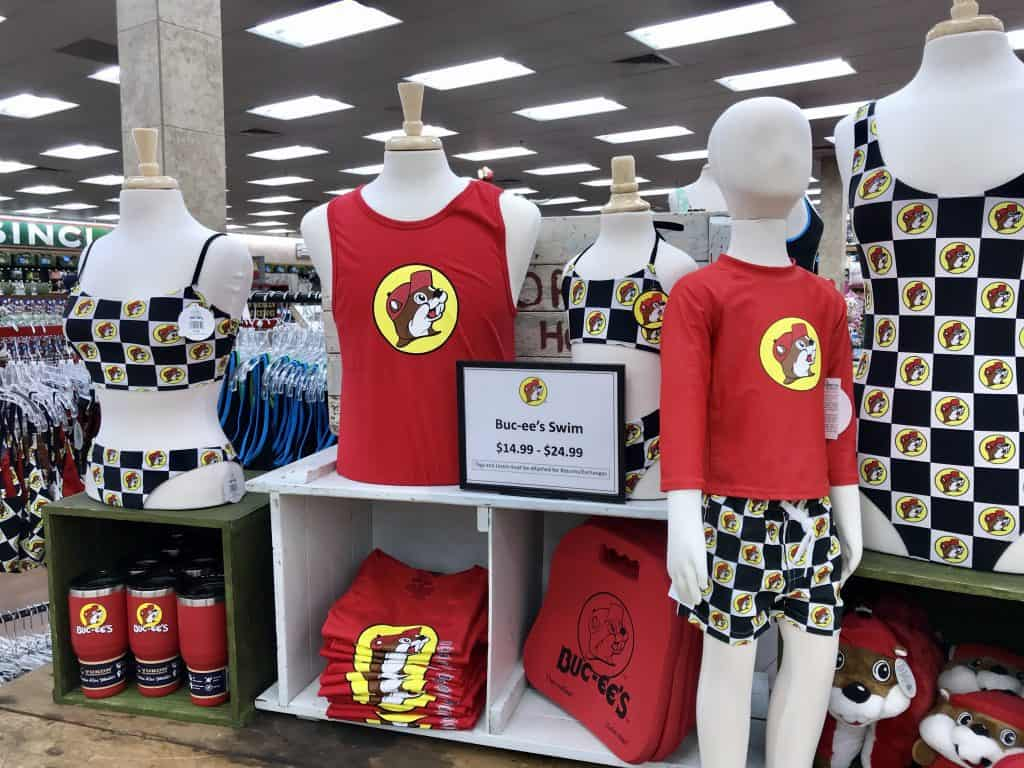 Best gifts to buy at Buc-ee's: Swimwear