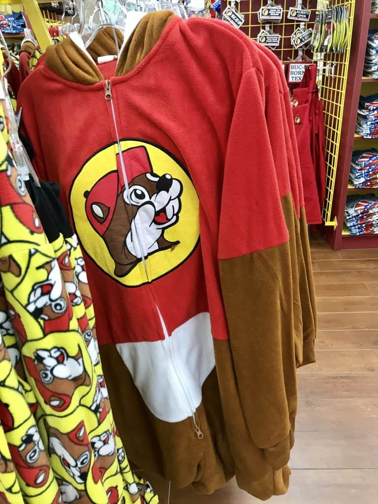 Best gifts to buy at Buc-ee's: Beaver onesies