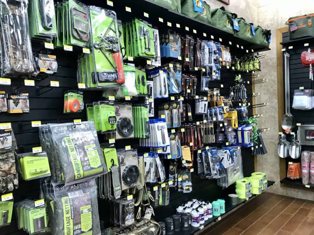 Best gifts to buy at Buc-ee's: Outdoor and hunting gear