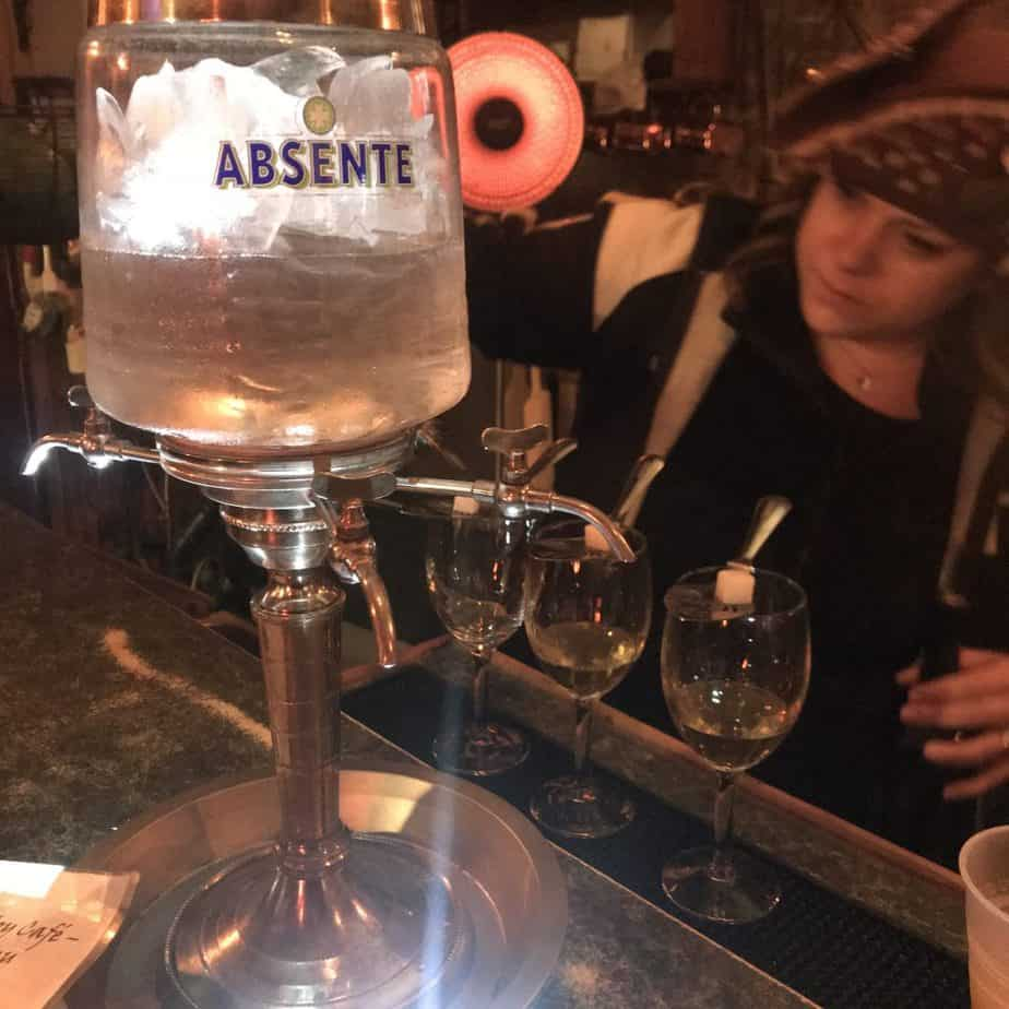 Absinthe House New Orleans